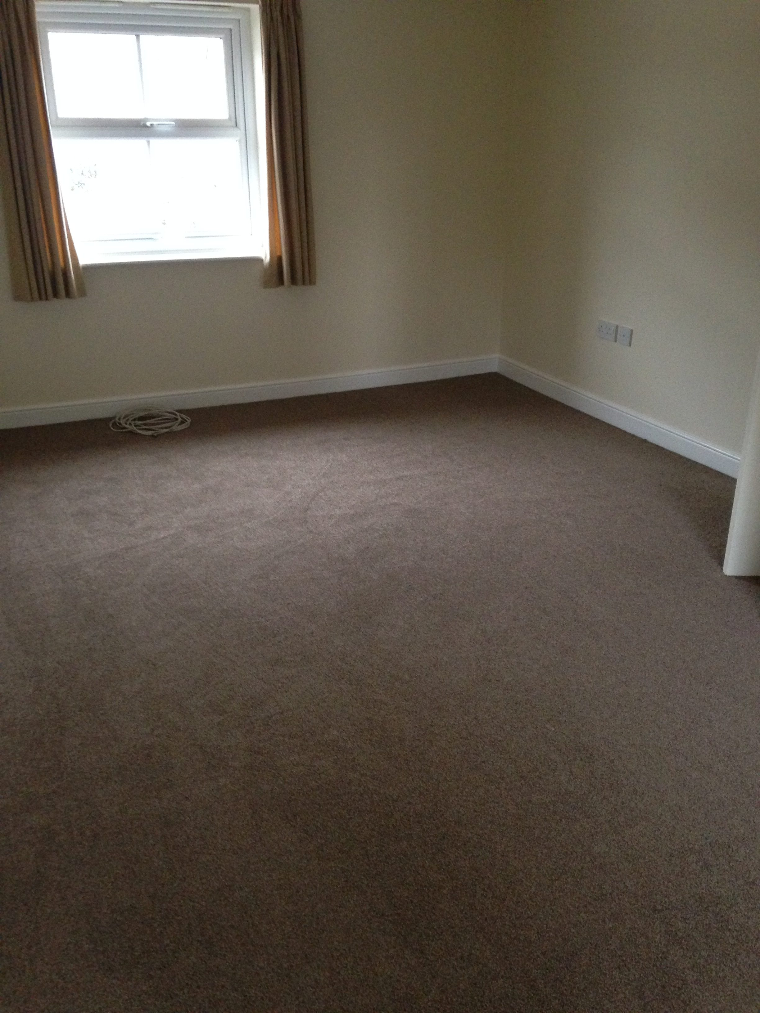 100 Polypropylene Carpet Installed In Flat Kinglsey
